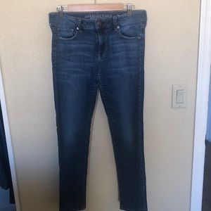 Size 10 skinny jeans American Eagle (B800ut200)